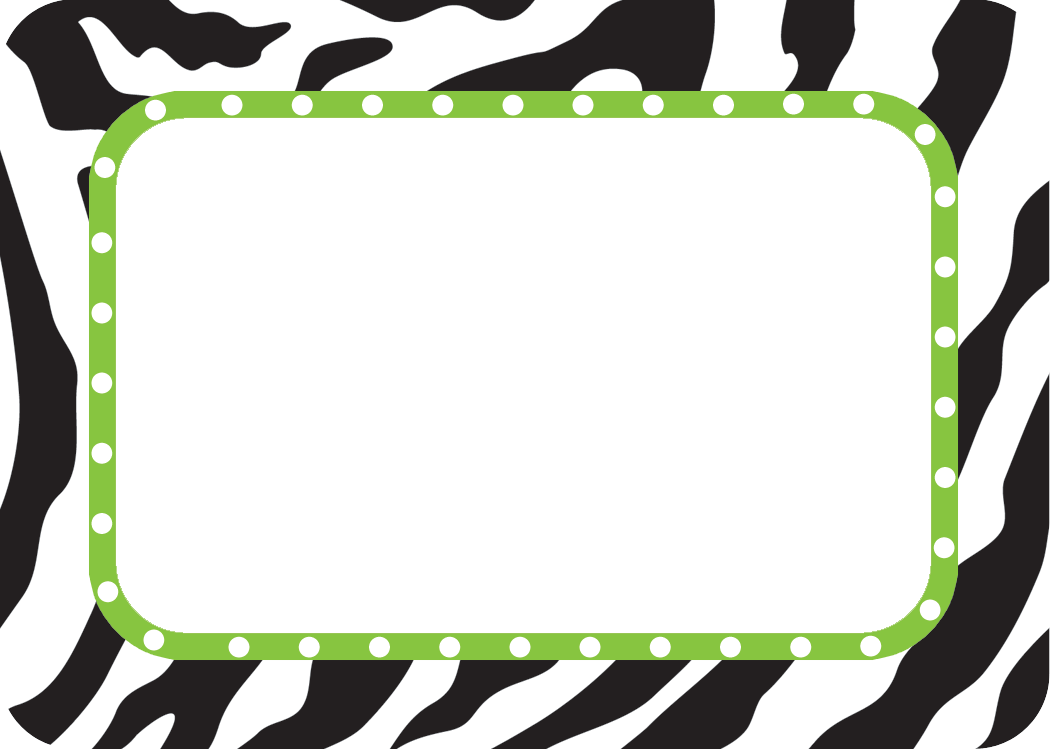 photo about Printable Name Tags for Cubbies identified as Zebra Standing Tags/Labels - TCR5173 Instructor Developed Supplies