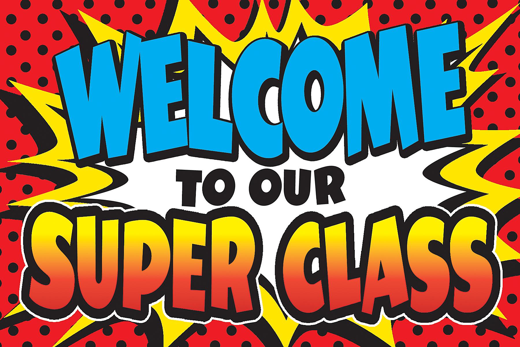 Resultado de imagen para welcome to the class