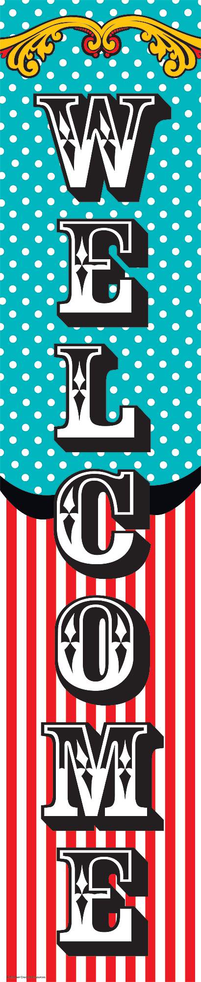 carnival welcome banner
