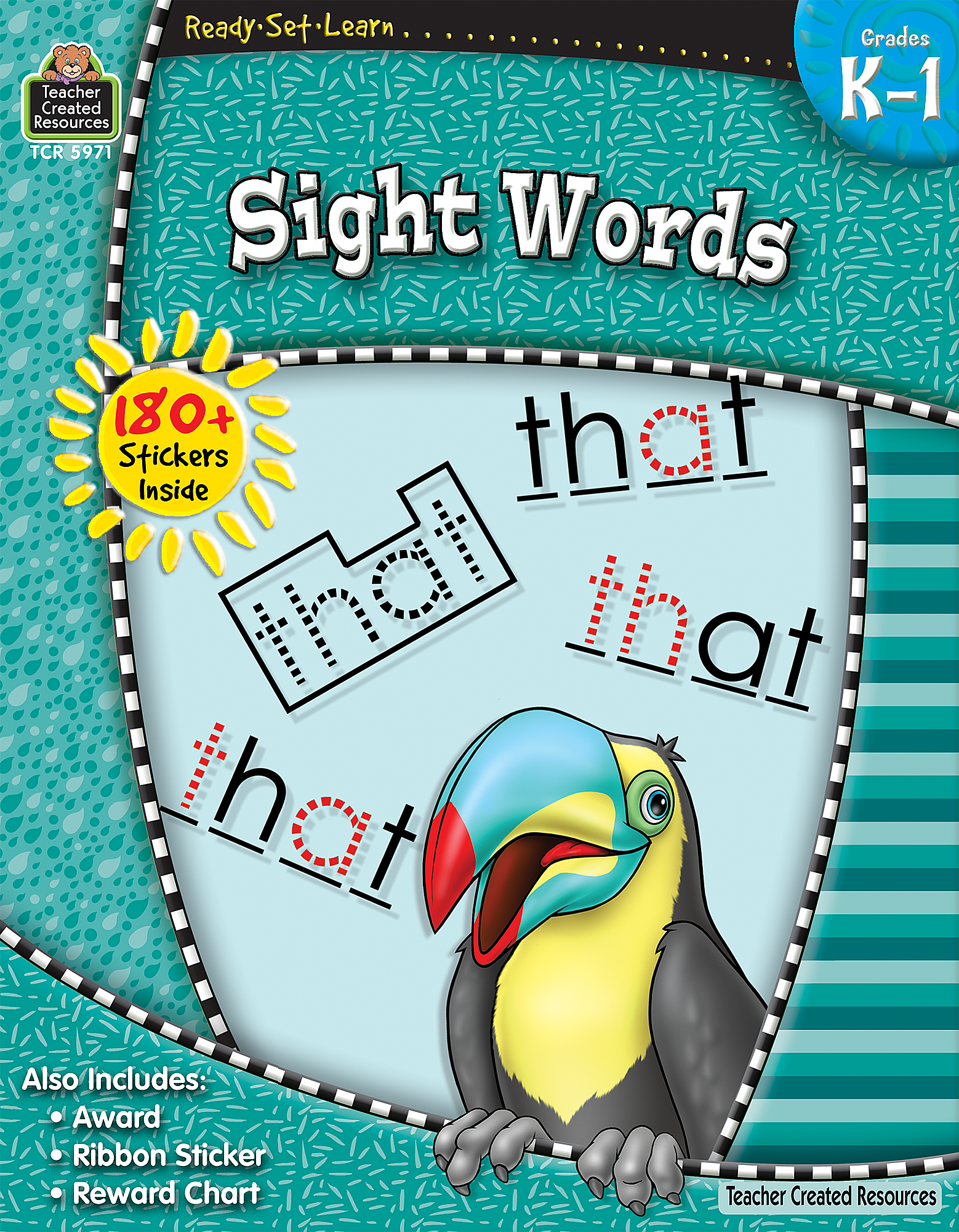 ready set learn sight words grade   tcr teacher created resources