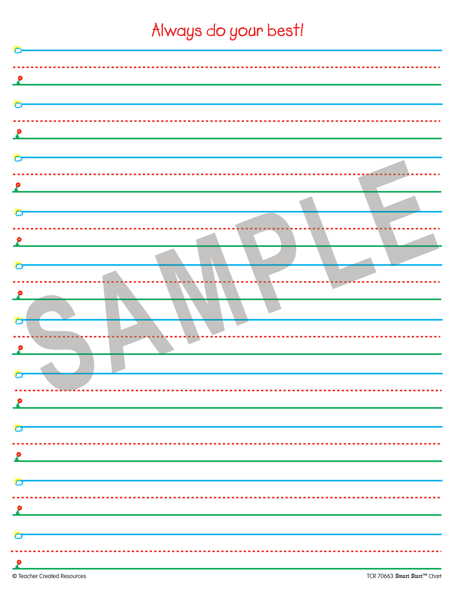 smart start writing paper Browse categories  handwriting practice worksheets  smart start paper  free shipping on online orders over $35 (excludes purchase orders) click here for details.