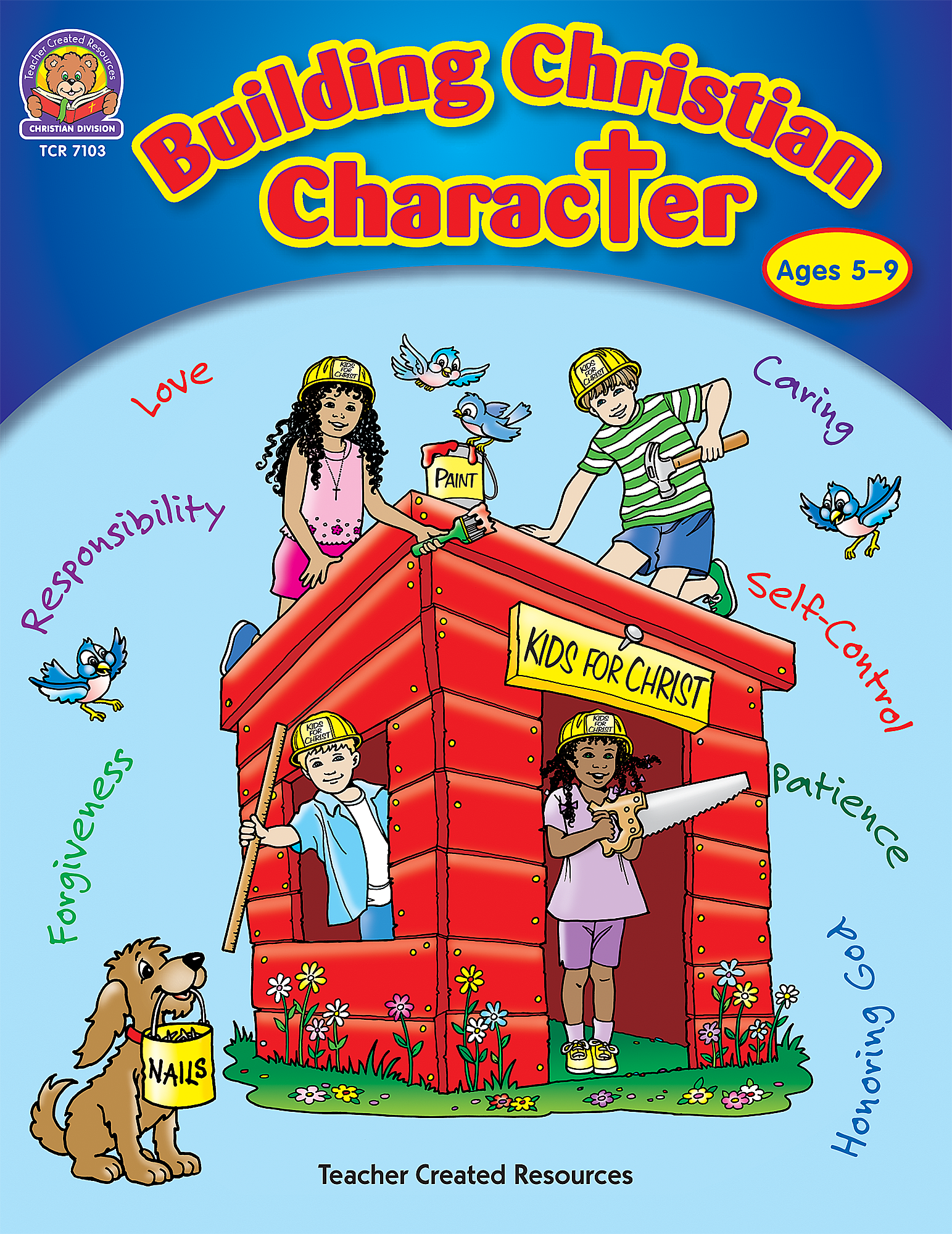 Building Christian Character TCR7103 – Teacher Created Materials Inc Worksheets