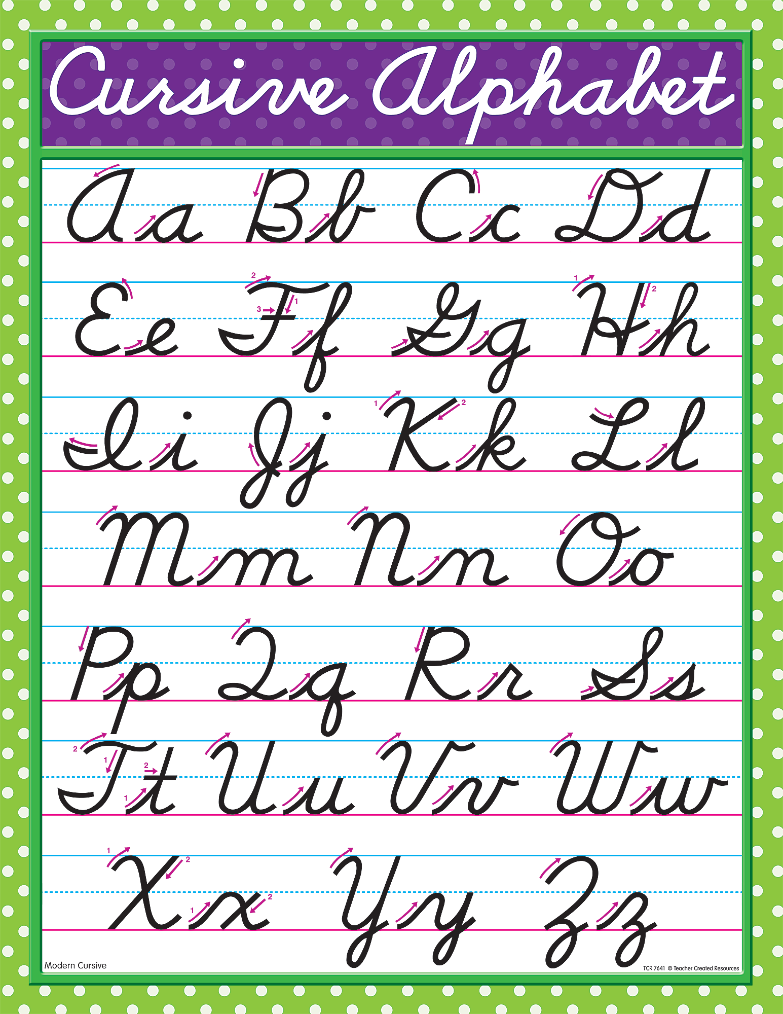Gratifying image pertaining to printable cursive chart