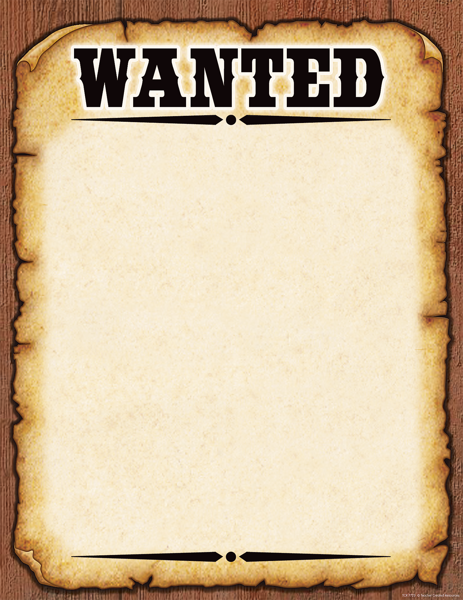 Wanted Poster Template Publisher release of debt letter driver ...
