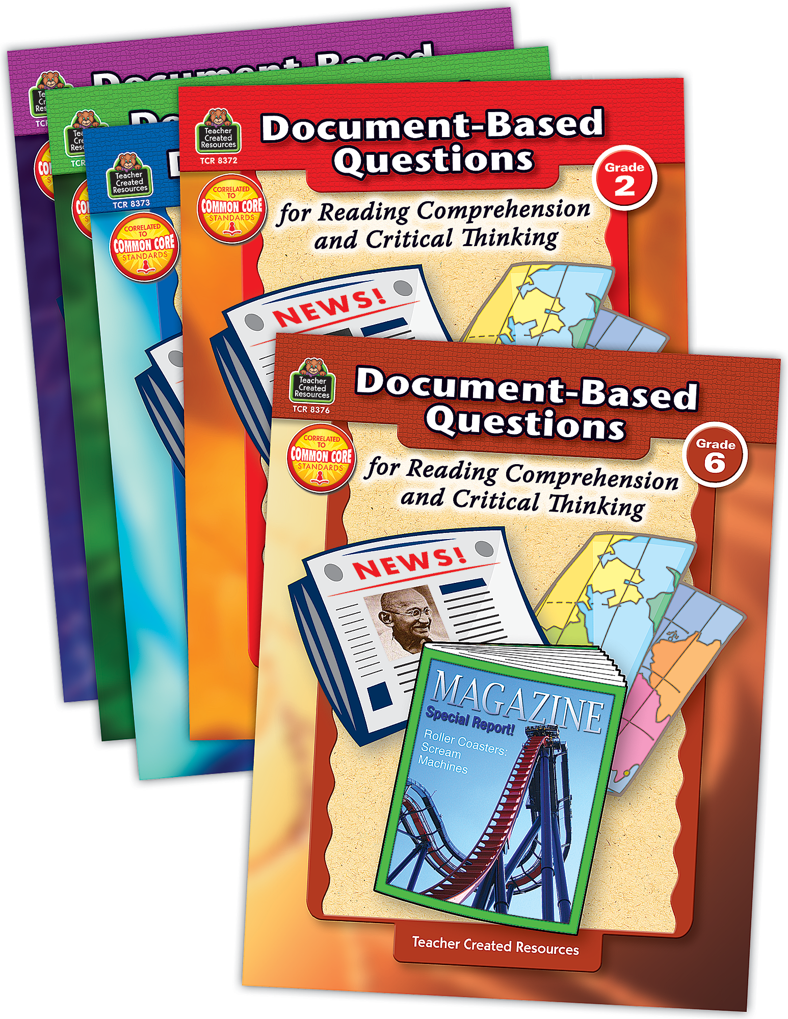 Document-based questions for reading comprehension and critical thinking grade 4